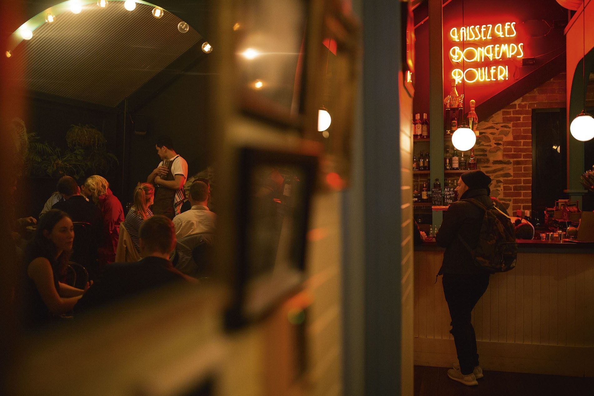 Adelaide Bar Boys offers tours of Adelaide's bar scene, including hidden speakeasies and bars with board ...
