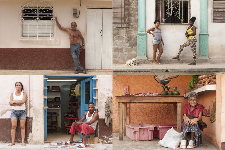 Portfolio category winner: Cuba