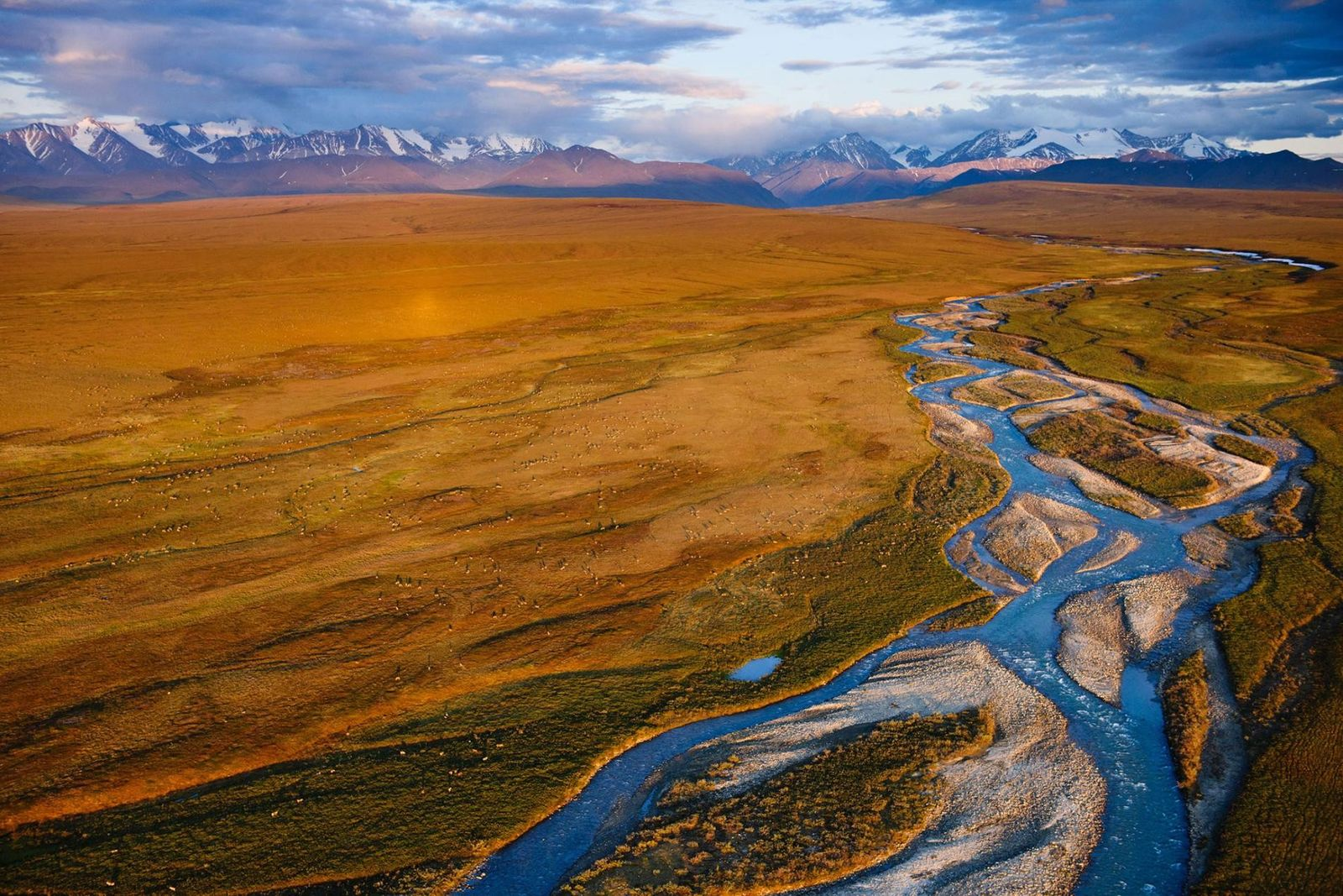 Oil prospecting may begin in Alaska refuge this winter