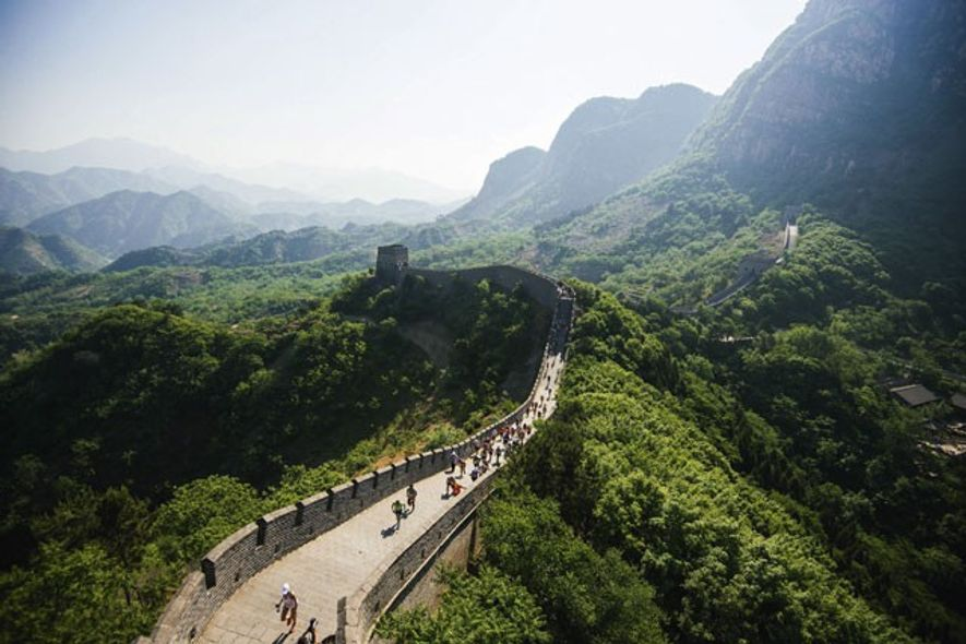 Albatros Travel; Great Wall of China marathon