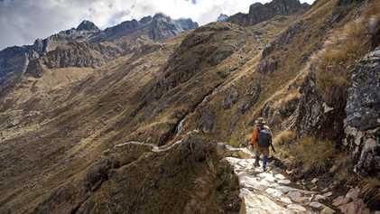 Alternative Inca trails