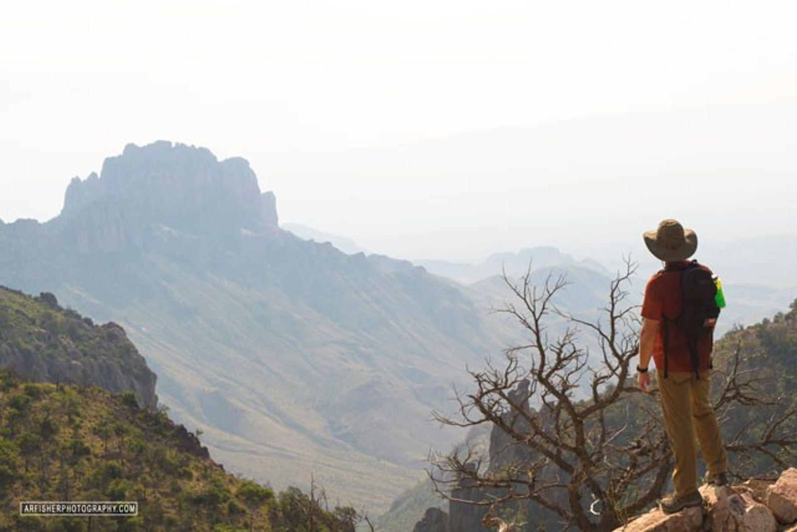 Texas: mountain adventures