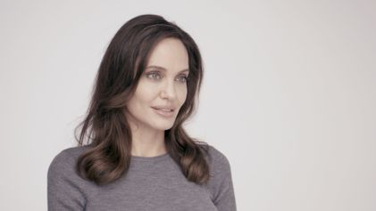 Angelina Jolie shares her passion for empowering women beekeepers