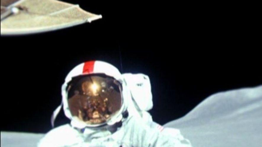 "Apollo 11 - "" The Eagle has landed"""