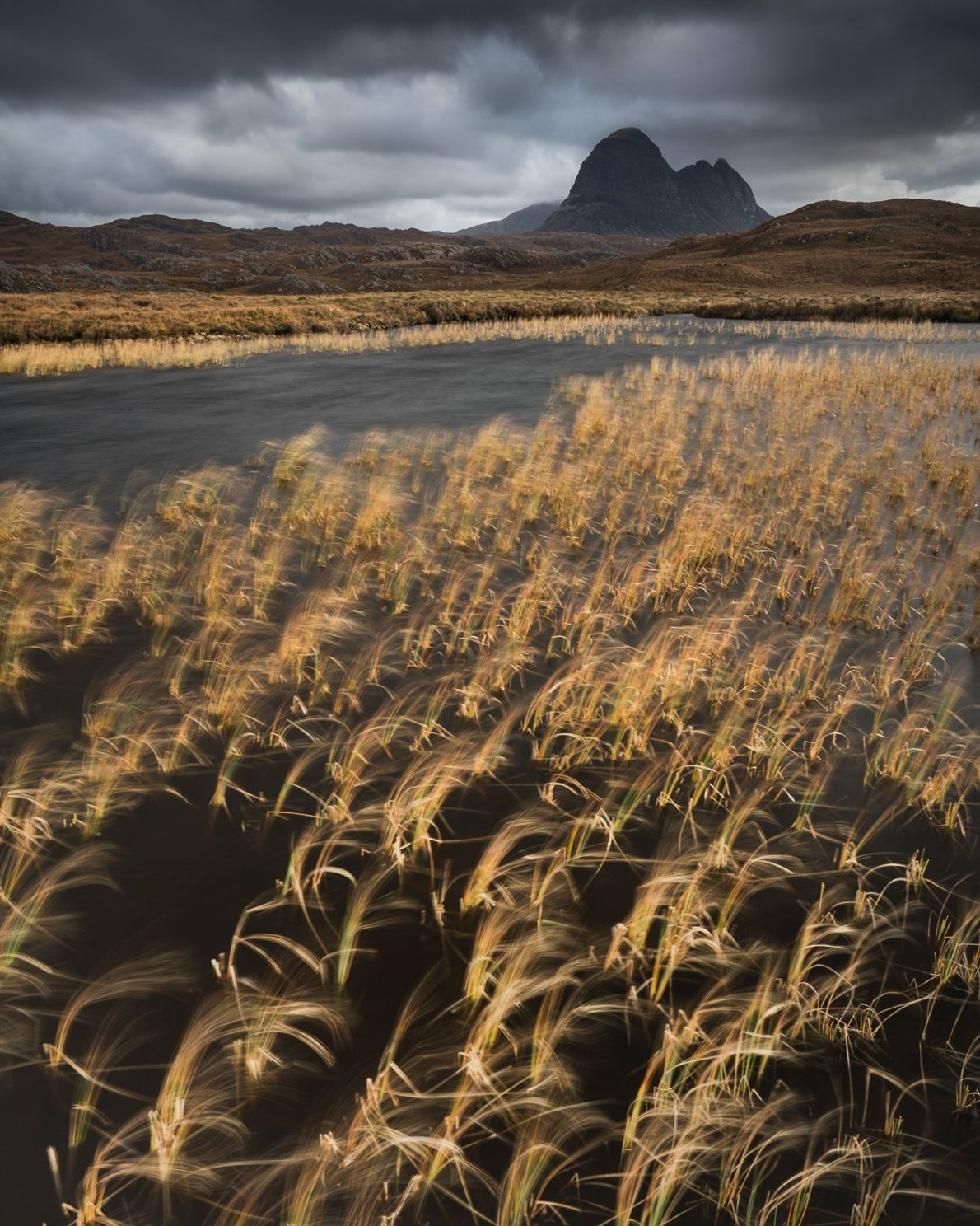 Suilven, Assynt, Northwest Highlands