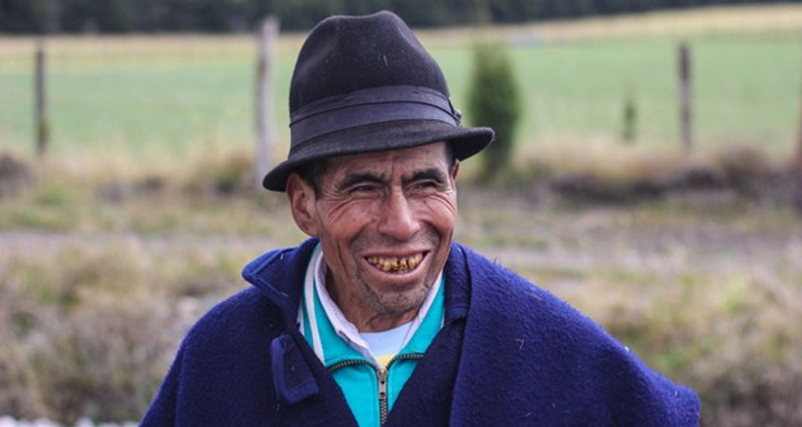 Ecuador: The last ice man