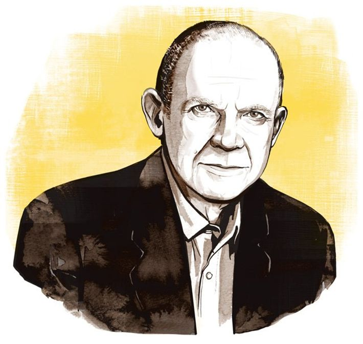 Notes from an author: Wilbur Smith