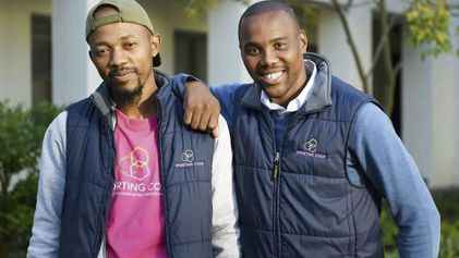 Meet the changemakers: Ayanda Cuba and Buntu Matole from ABCD Travel