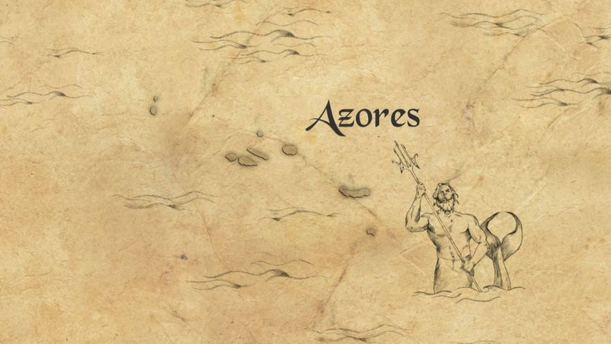Was the Azores discoverd by Atlantis?