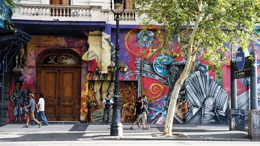 City life: Buenos Aires