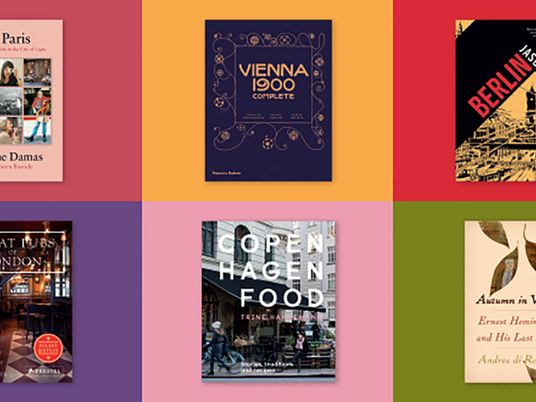 The best books on European cities