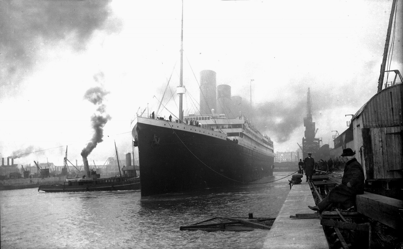 On the Trail of Titanic