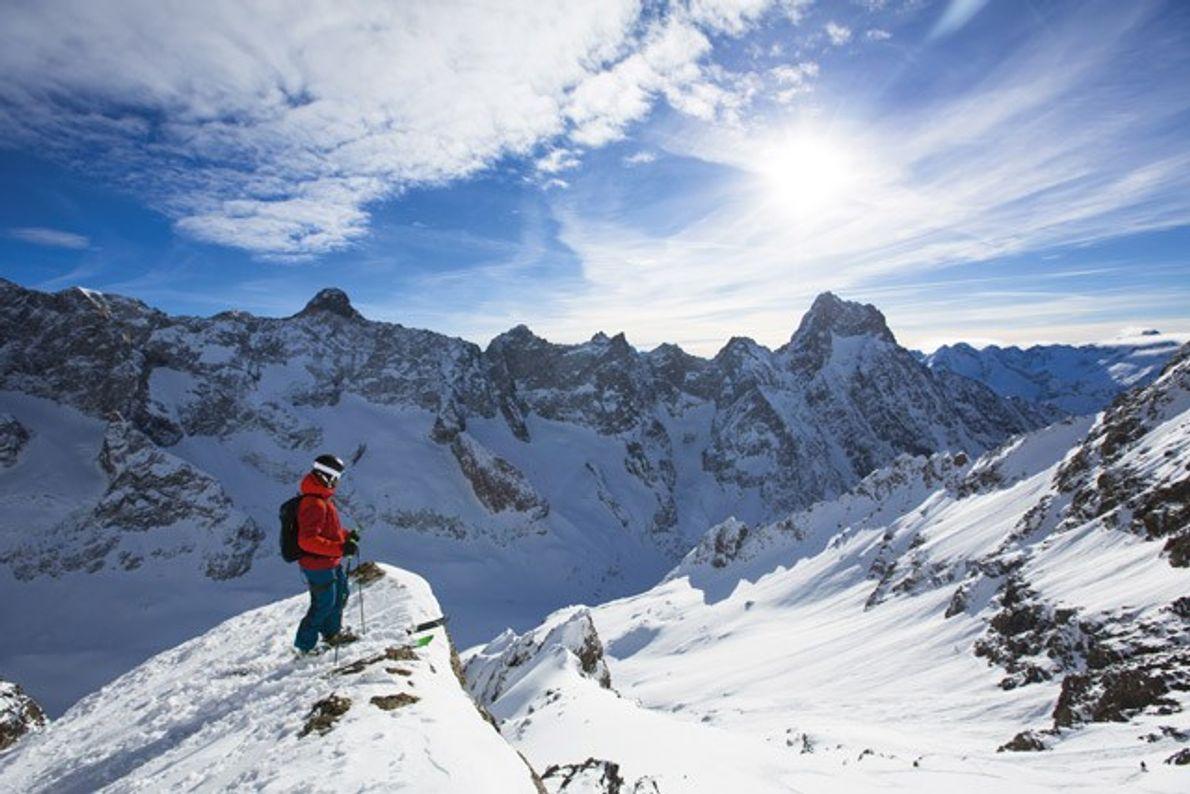 Backcountry skiing: Going off-piste