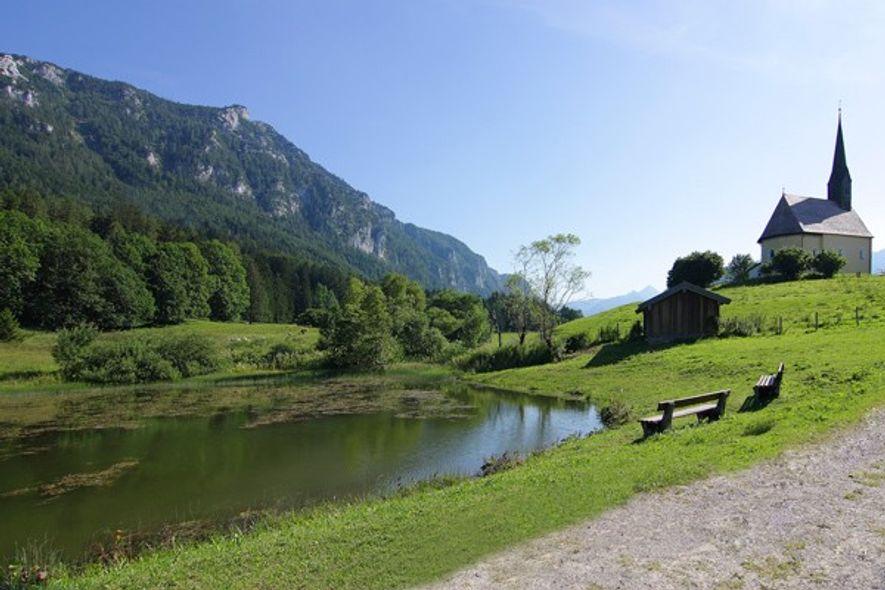 Summer dreaming in Inzell. Image: Inzell im Chiemgau www.inzell.de