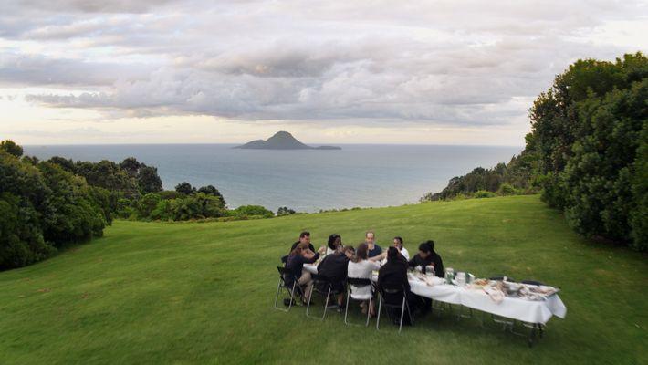 Bay of Plenty - Hangi Breakout