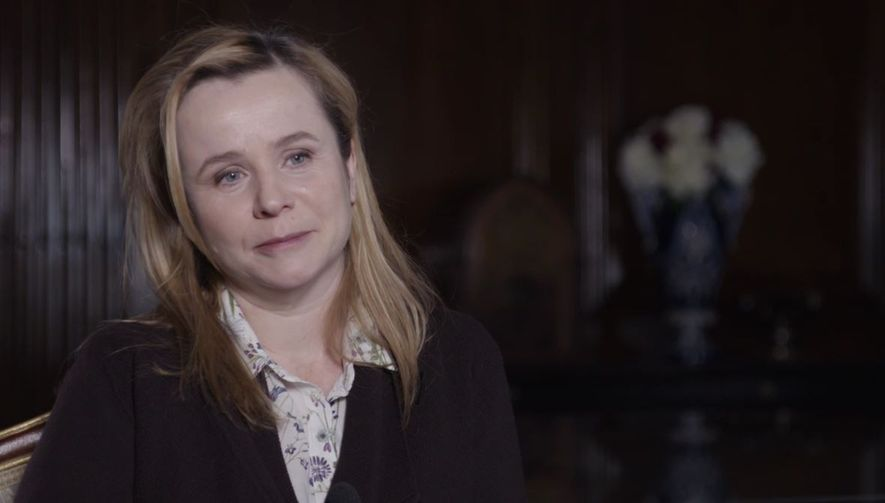 Behind the Scene with Emily Watson