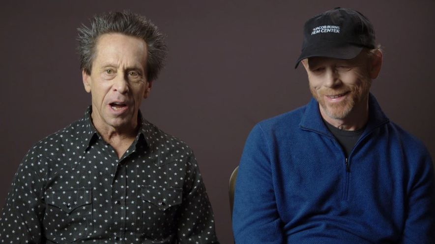 Behind the Scene with Ron Howard and Brian Grazer