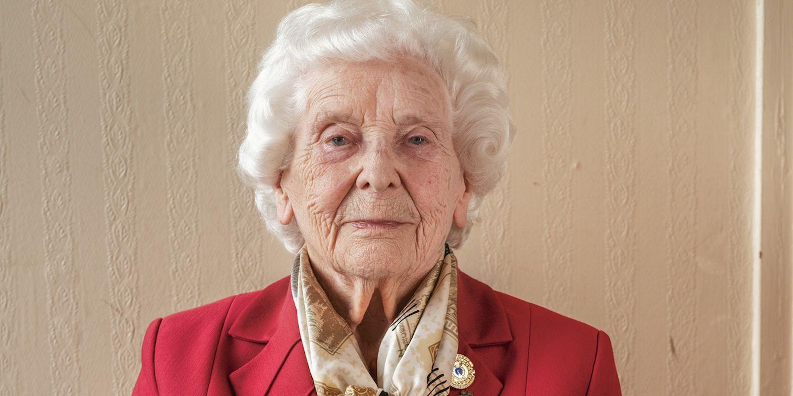 Women of Impact: Betty Webb, British Intelligence veteran