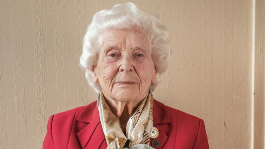 The Last Voices of World War II: Betty Webb, British Intelligence