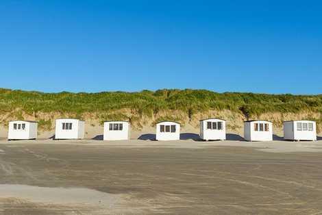 Blokhus: Beside the seaside