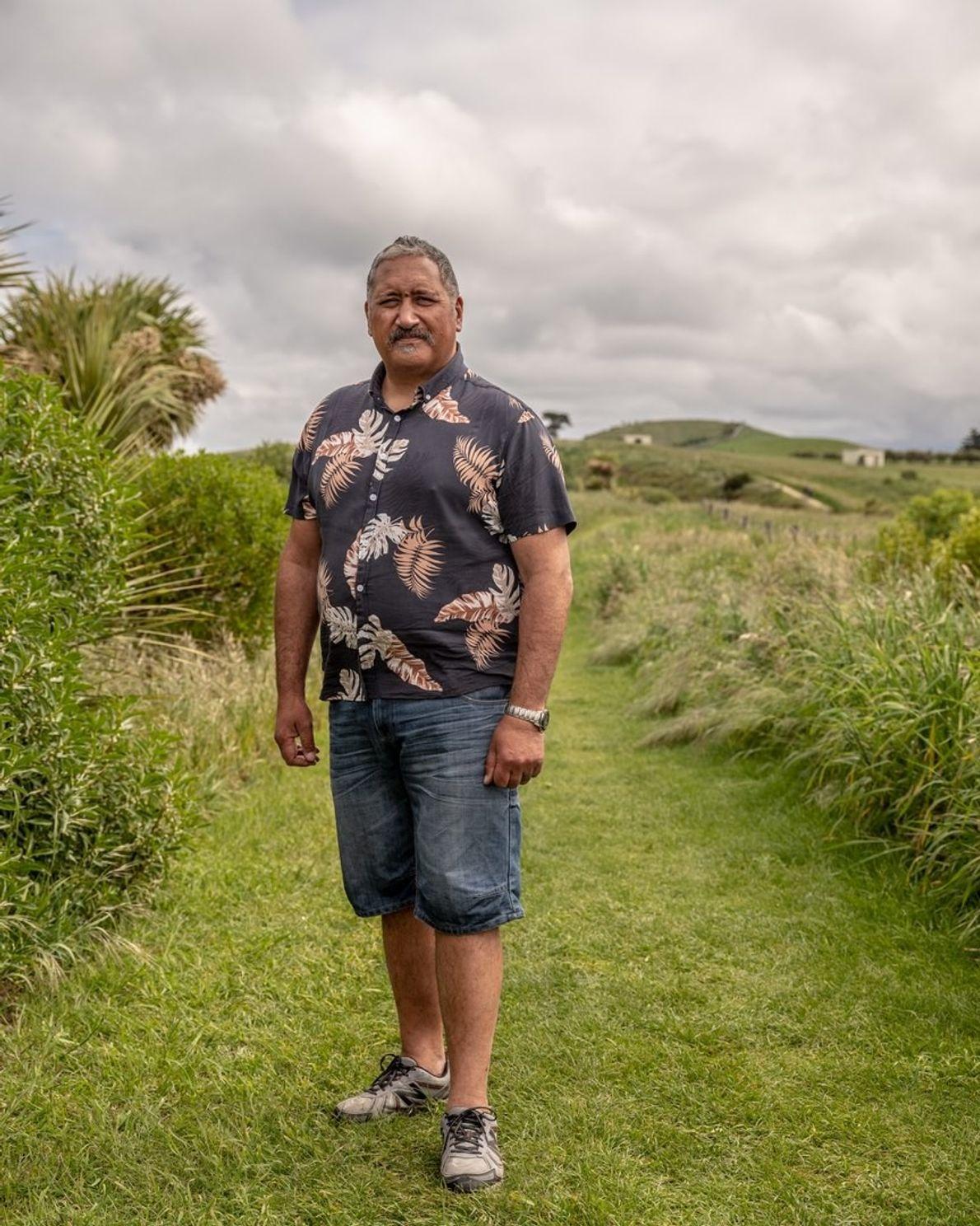 Brett Cowan New Zealand, Portraits