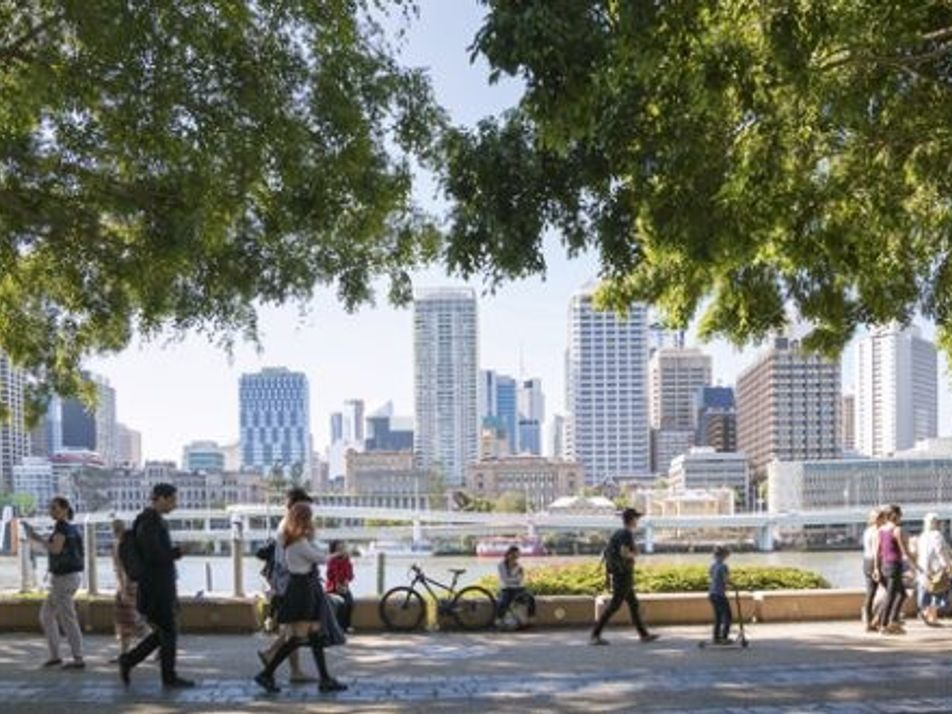 City life: Brisbane