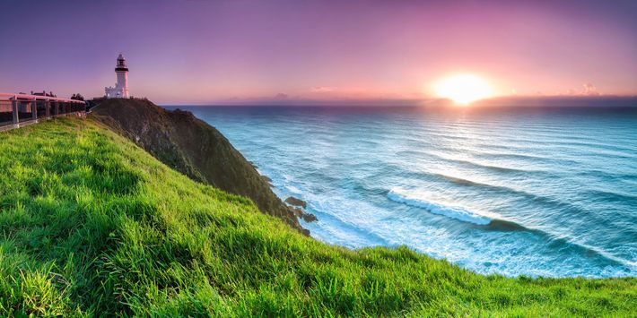 Byron Bay, Australia's most easterly point