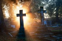 Less space, rising costs and changing attitudes towards traditional burial in the UK is making many ...