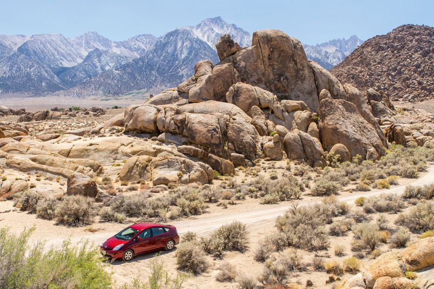 California cool: four of the best road trips