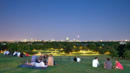 8 Surprisingly Serene Outdoor Spaces in London
