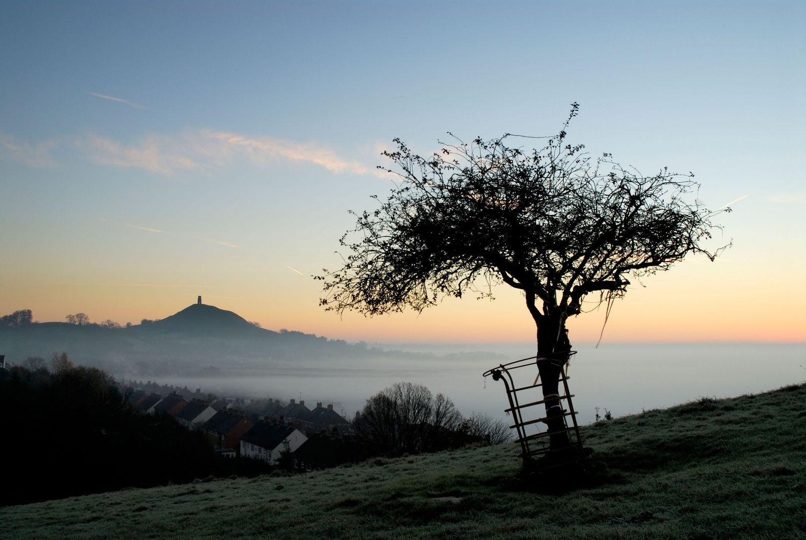 What makes Glastonbury so mystical?