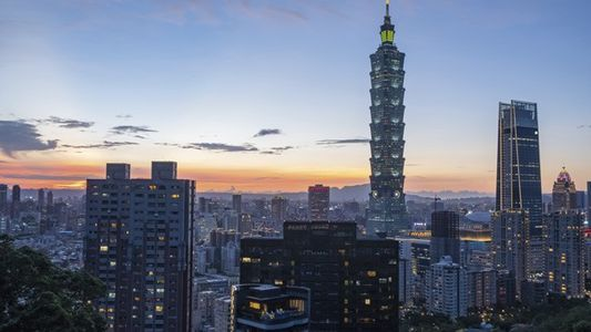City guide to Taipei