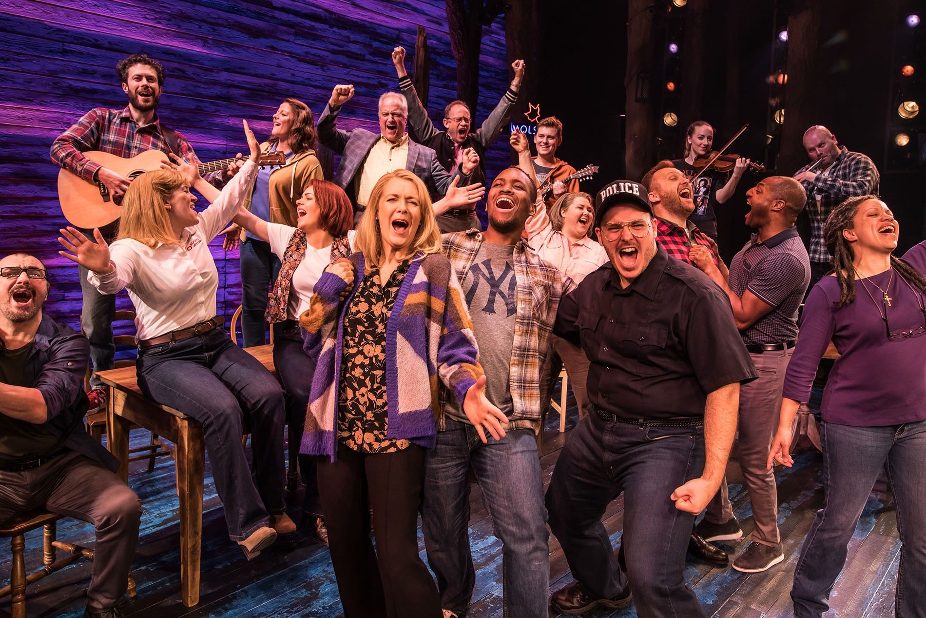 Come from Away UK
