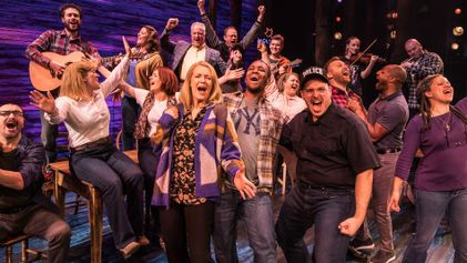 National Geographic Traveller (UK) competition: Win a theatre break to see new musical Come from Away