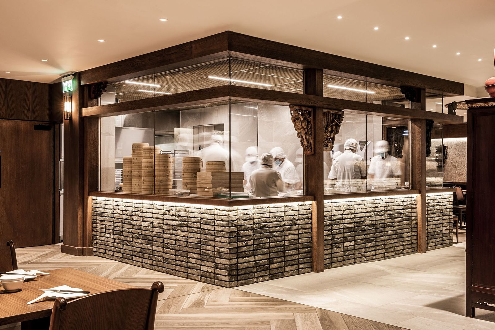 Tried & Tested: Din Tai Fung, London