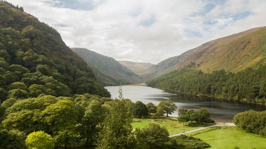 Wicklow: Four wheels and two nights