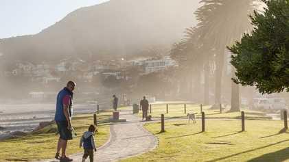City life: Cape Town