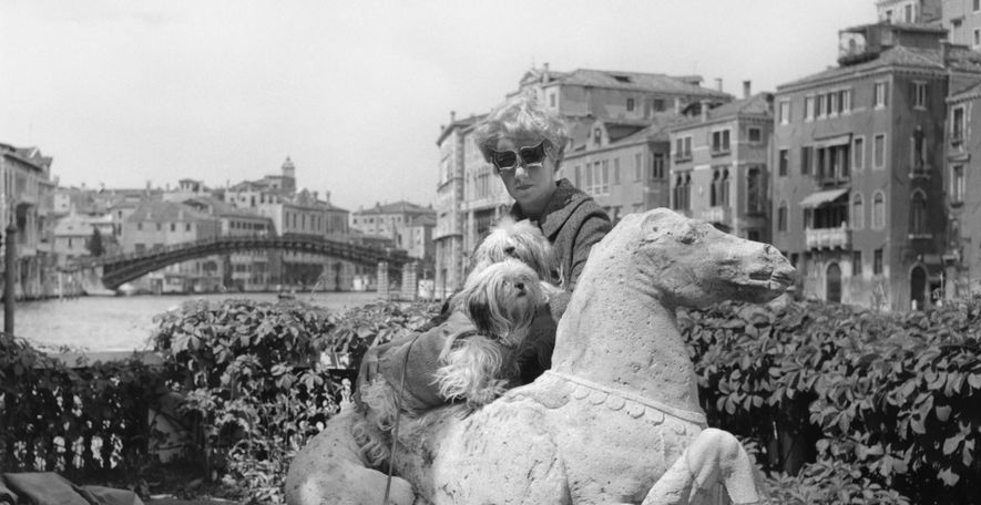 Peggy Guggenheim's three decades in Venice