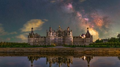 Astonishing astronomy pictures revealed in London awards shortlist