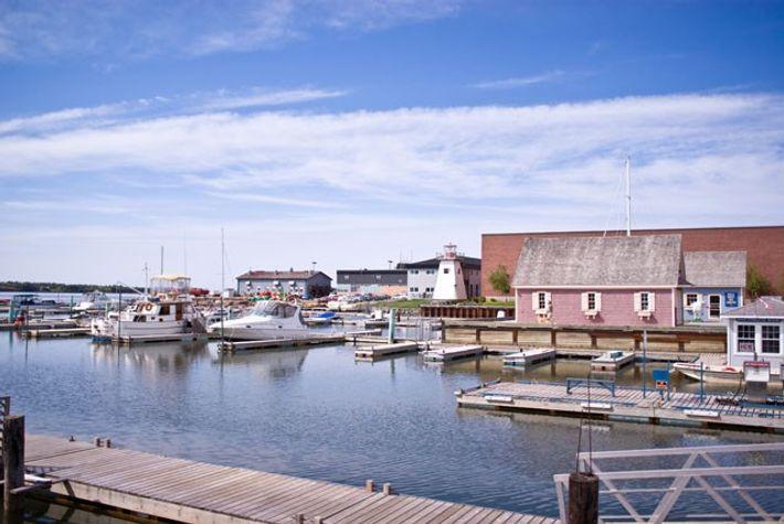 Charlottetown harbour