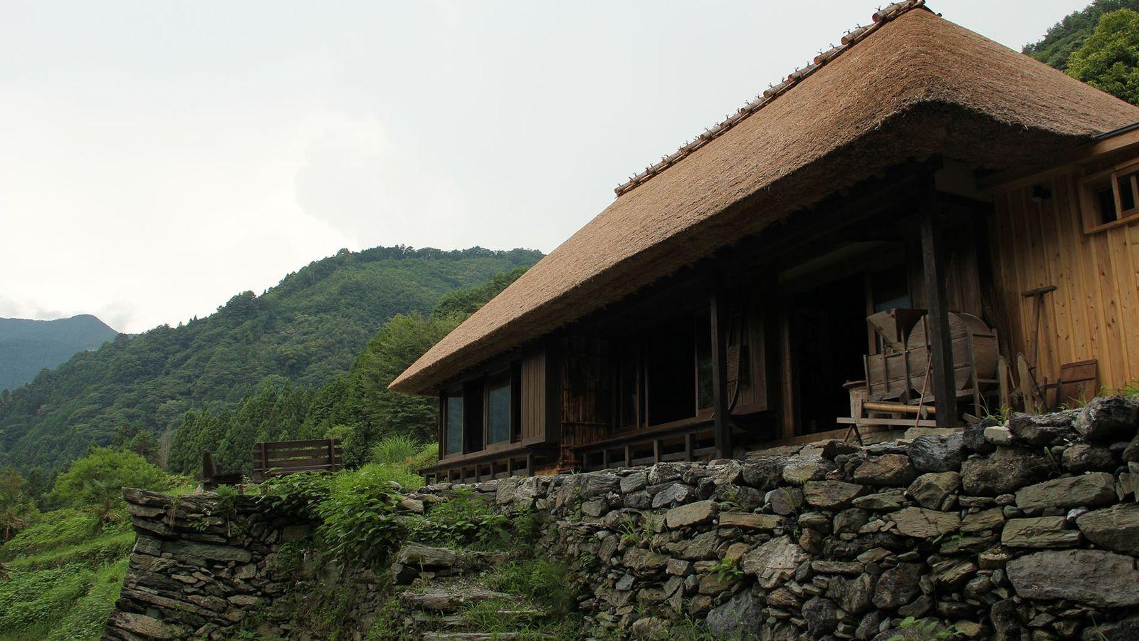 Chiiori Mountain Lodge, Tokushima