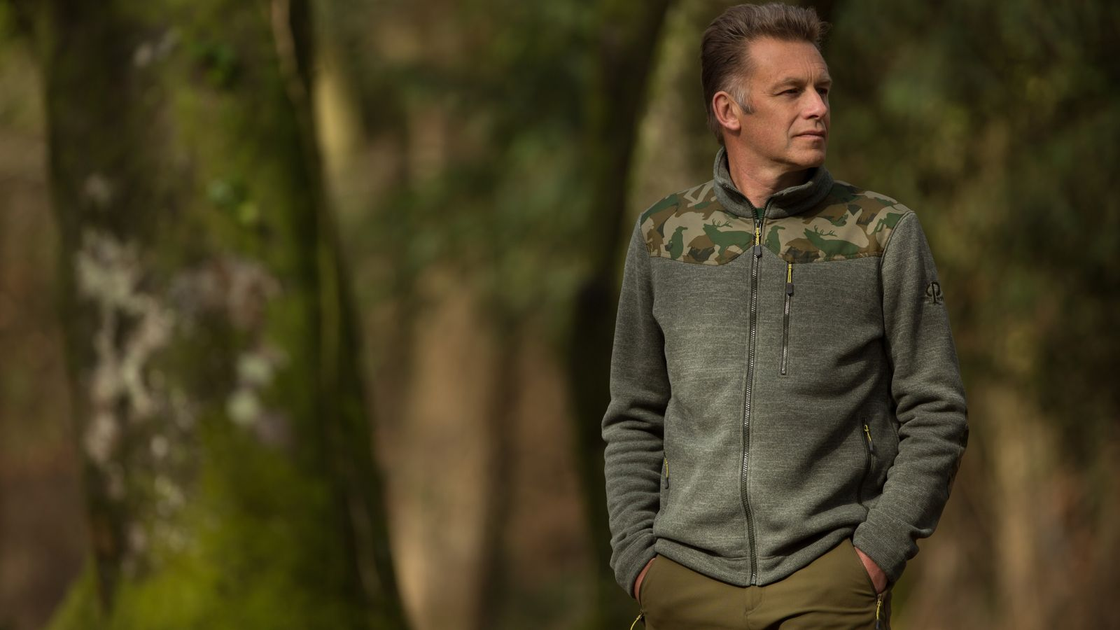 Wildlife expert and television presenter Chris Packham's environmental awareness began at an early age, when he ...