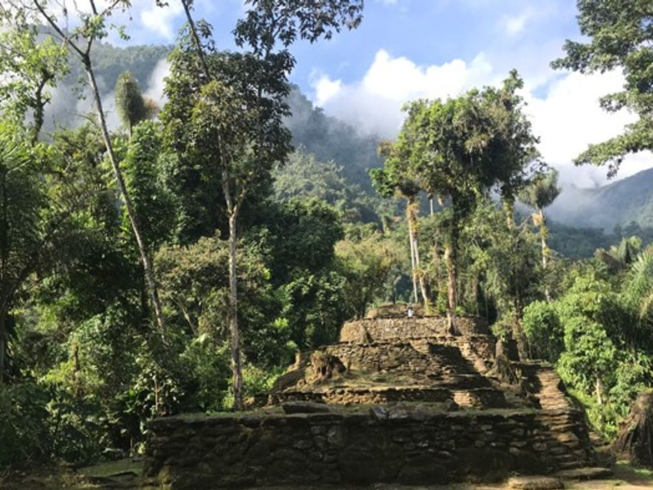 Colombia: Cleansing the soul in the 'Lost City'