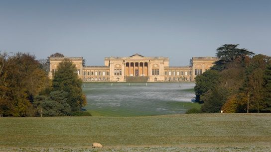 Stowe School, Buckinghamshire.
