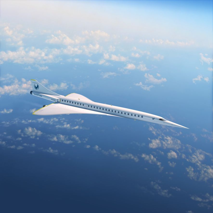In the 16 years since Concorde's final flight, various startups – as well as established aviation ...