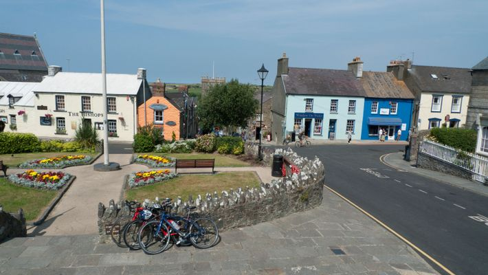 St Davids is slighter than some villages, and with a population around 1,500, this remote city ...