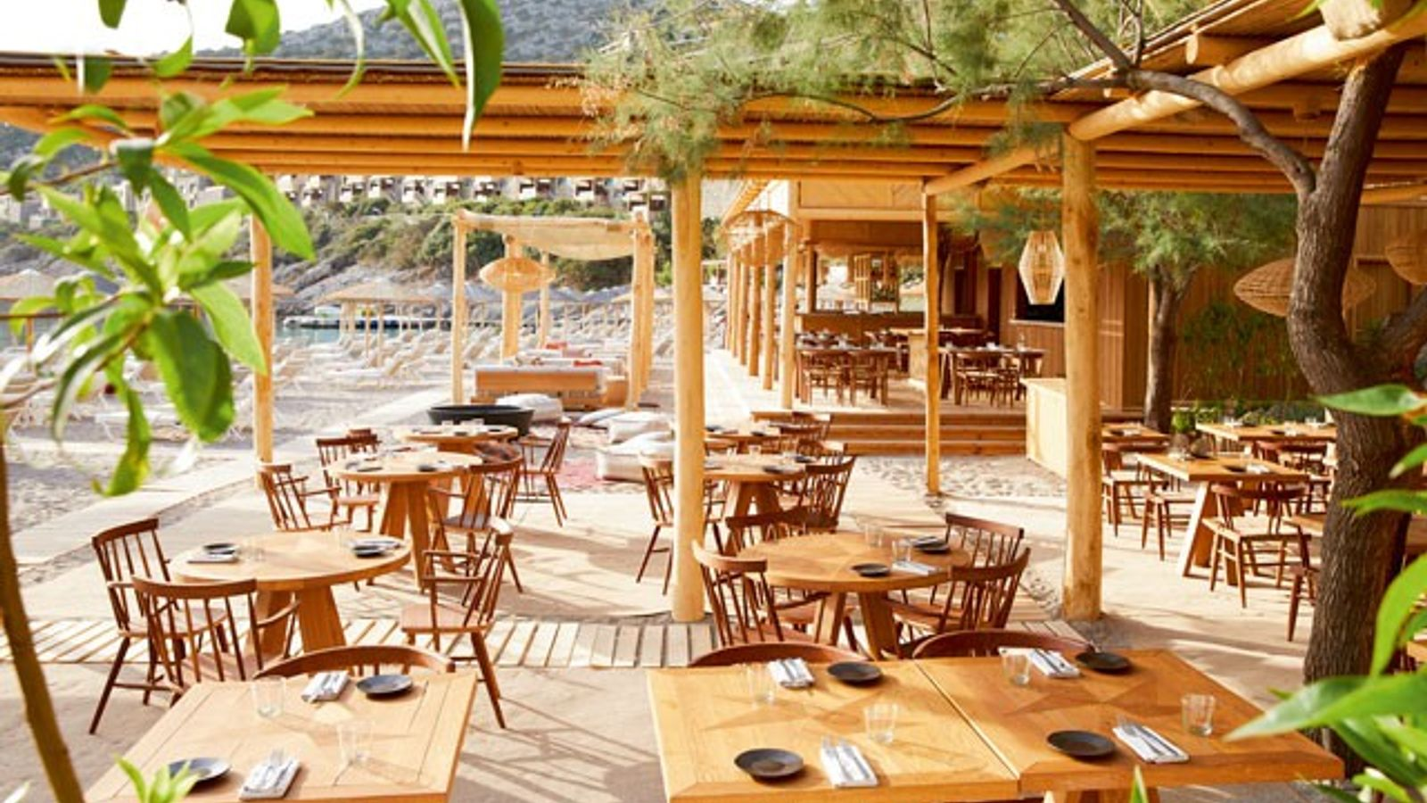 The BeachHouse restaurant
