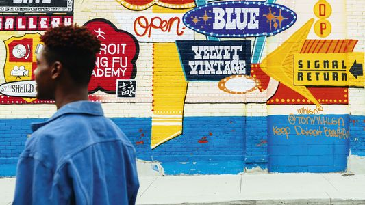 Photo gallery: the story behind Detroit's comeback