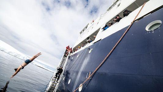 Antarctica: Polar plunge