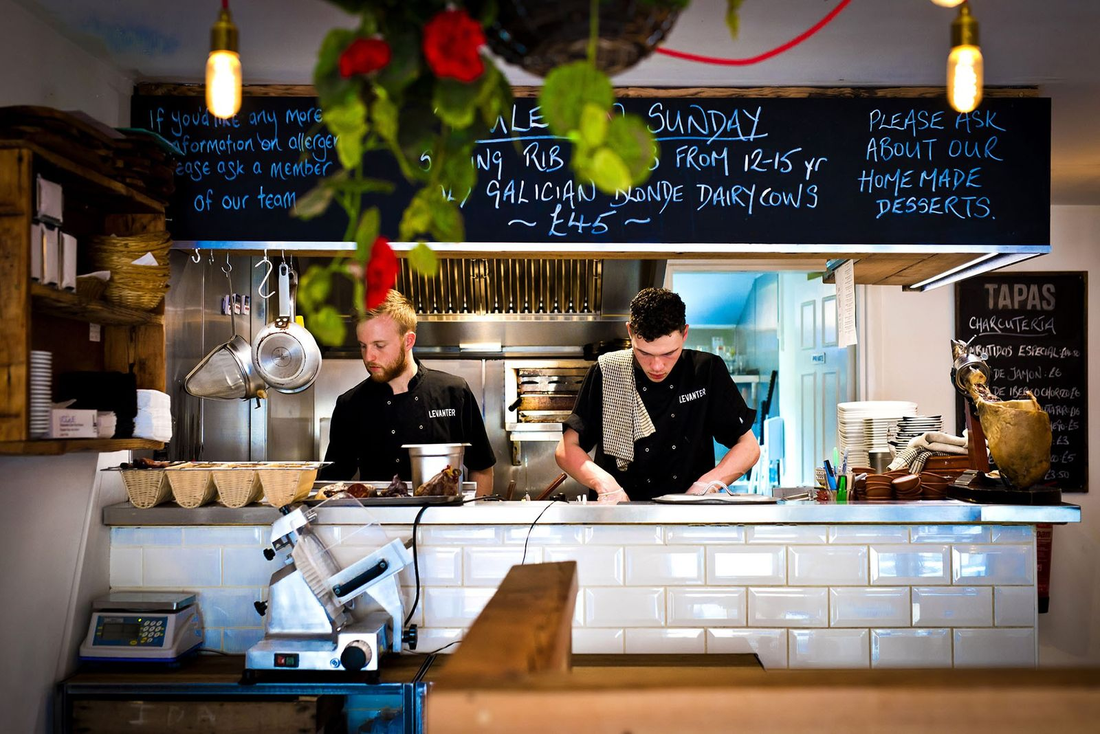 Getting to know Ramsbottom's food scene